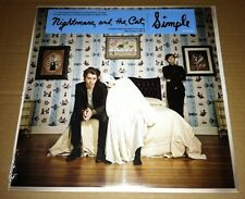 NIGHTMARE AND THE CAT Simple USA LP Vinyl SEALED DAVE STEWART Shakespears Sister
