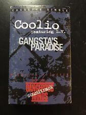 Coolie - Gangsta'S Paradise - Cassette Tape Single - Dangerous Minds Soundtrack