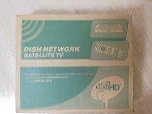 SEALED NIB DISH NETWORK SATELLITE TV 145822