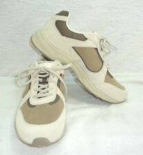 ROCKPORT WOMENS CASUAL WALKING SHOES APW80251W BROWN BEIGE SIZE 9.5 GENTLY USED