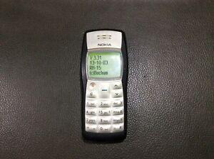 Nokia 1100 RH15 Bochum with Net Test Monitor bug