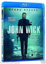 John Wick (Blu-ray Disc, 2015, Canadian)