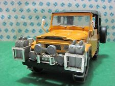 Vintage - TOYOTA LAND CRUISER   - 1/25 Polistil  S695  Made in Italy 1979