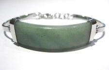 aventurine bracelet silver 925% bracciale avventurina