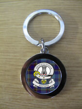 MAC LEAN CLAN KEY RING (METAL) IMAGE DISTORTED TO PREVENT INTERNET THEFT