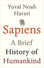 Sapiens : A Brief History of Humankind (Paperback , English)