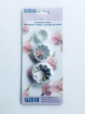 Carnation Shape Icing & Paste Cutters