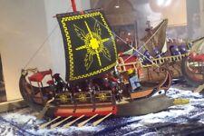 Playmobil Stickers y Velas Galera Romana Custom - Roman Sails