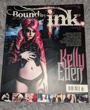 Bound By Ink Magazine Special Collector'S Cover Issue 8