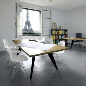 Vitra - Eames Plastic Side Chair DSR (used)