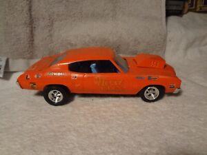 Vintage AMT/MPC 1972 Chevelle Built Model Red