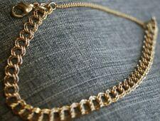 James Avery 14k Yellow Gold Medium Light Double Charm Bracelet