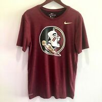 Nike The Nike Tee Florida State Seminoles FSU T-Shirt Men's Size M Graphic Tee