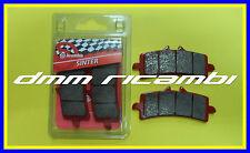 Pastiglie freno anteriori BREMBO SA SUZUKI GSX-R 600 11>12 GSXR rosse 2011 2012