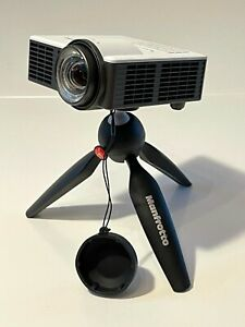 Optoma Ml750st Short Throw LED Projector Manfrotto Pixi Tripod