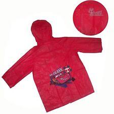 Abbigliamento impermeabile in autunno per bambini dai 2 ai 16 anni