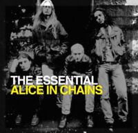 Alice in Chains : The Essential Alice in Chains CD 2 discs (2011) ***NEW***