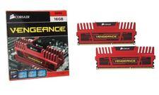 CORSAIR Vengeance 16GB (2x8GB) 1600MHz DDR3 Dual-Channel RAM