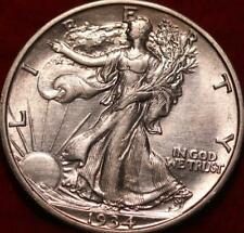 1934-S San Francisco Mint Silver Walking Liberty Half