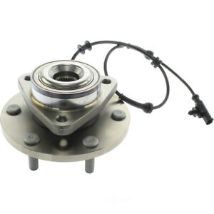 Wheel Bearing and Hub Assembly-Premium Hubs Front Centric 402.42008