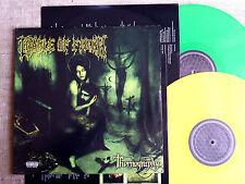 Cradle Of Filth – Thornography - - 2 LP  Gatefold