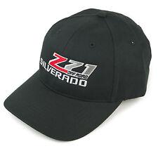 Silverado Z71 Off Road Truck Hat Cap Black SHIPPED IN A BOX