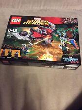 Lego Marvel Super Heroes Guardianes de la Galaxia vol 2 nuevo 76079