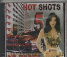 Hot Shots -5 By Dj Jay Z and Desi Dr Dre  - Feel The Burn  [Cd]