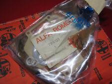 Genuine Alfa Romeo 33 / Sud Gasket Set Weber 60750573/795107 NEW