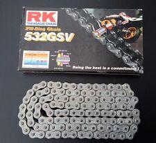 RK 532 Gsv X-Anneau Chaîne Suzuki GSX 1100 F,89-96,#532,122 Membres Chaine GV72C