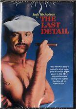 The Last Detail DVD  Jack Nicholson   BRAND NEW