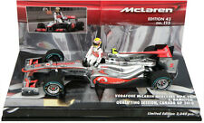 Minichamps McLaren MP4-25 Qualifying Canada GP 2010 - Lewis Hamilton 1/43 Scale