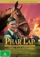 Phar Lap (DVD, 2005) Horse Drama Movie - REGION 4 AUSTRALIA