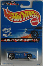 Hot Wheels – Silhouette II blaumet. Neu/OVP US-Card