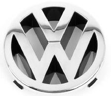 VW BORA POLO 9N Emblem Wappen Embleme auf dem grill Neu Original CHROM VORNE