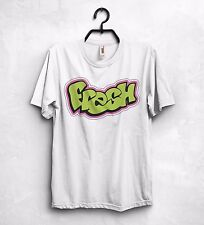 Fresh Prince Logo T Shirt Will Smith Bel Air Trill Swag Dope 90's 80's Vintage