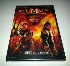 "The Mummy: Tomb of the Dragon Emperor (DVD, 2008) BRENDAN FRASER, JET LI  ""NEW"""