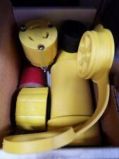 Cooper Arrow Hart  AHL520CW Watertight Connector, Yellow