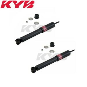 For Saab 900 l4 GAS SOHC /DOHC Set of 2 Front Shock Absorber KYB 343023 / KG4532