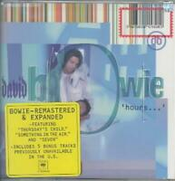 DAVID BOWIE - HOURS [REMASTERED] [REMASTER] NEW CD