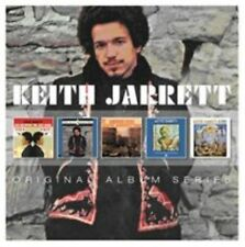 Keith Jarrett Jazz Album Music CDs and DVDs