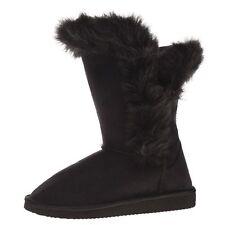 Women's Solid Comfort Boots