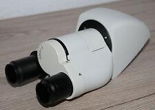 Leica MICROSCOPIO Microscope binoculare Tubus (23,2mm oculare di diametro)
