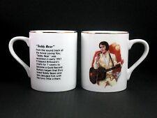 Elvis Mug Set - Lonesome Tonight - Teddy Bear - 1985