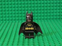 LEGO Batman Minifigure Black Suit DC Comics Super Heroes 6863 6864 minifig B4