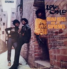 Diana Ross and The Supremes    Love Child  Vinyl   Lp