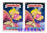 2X - 2012 Topps Garbage Pail Kids Brand New Series 1 #10a Tooth Mary Card 0a2