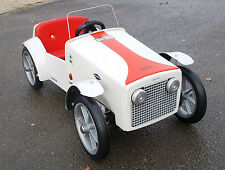 THE LIGHTNING CHILDREN'S CAR - *PLANS TO BUILD YOUR OWN-AMAZING-SEE VIDEO
