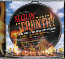 Universal Music's SIZZLIN' COUNTRY [CD, 2014] - NEW! 12 hits - Kelly Willis