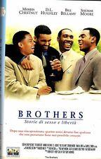 BROTHERS (2001) VHS Columbia Gary Hardwick Morris Chestnut Bill Bellamy